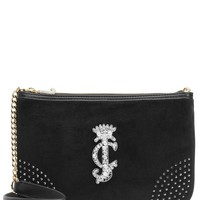 La Glamour Velour Crossbody by Juicy Couture