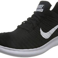 Nike Mens Free Run Flyknit Running Shoes