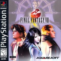 Final Fantasy VIII for the Playstation
