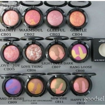 MAC MINERALIZE BLUSH makeup blush Baking 3.5G 6pcs