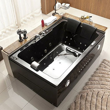 2 Person Whirlpool Tub with Heater