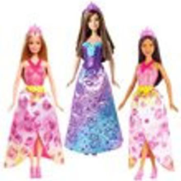 Barbie Fairytale Princess Doll Case