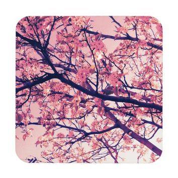 Blossoms Drink Coaster