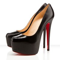 Red Bottom Platform Stiletto Heels