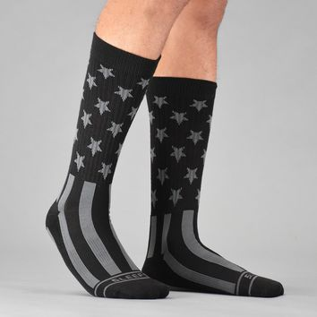 Tactical USA Flag Soft Socks