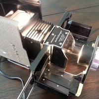 Antique working Minolta Mini 35 projector including auto changer