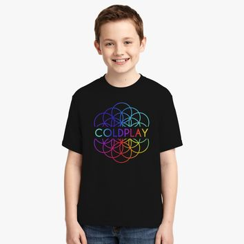 Coldplay Youth T-shirt