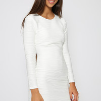 Tinashe Dress - White