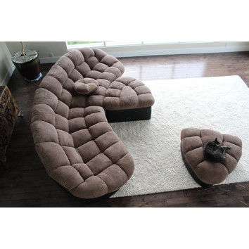 Living In Style Burma Sectional