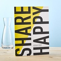 Share Happy | A Poster Book To Brighten Your World