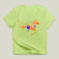horse Infant T-Shirts by haroulita on BoomBoomPrints