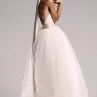 "Infinity Wedding Dress in ""Platinum"" by Vintage Origin"