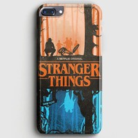 Stranger Things Poster Art iPhone 7 Plus Case | casescraft