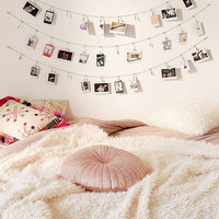 Metal Photo Clips String Set   Urban Outfitters