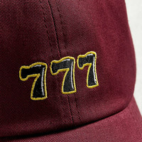 UO 777 Baseball Hat | Urban Outfitters