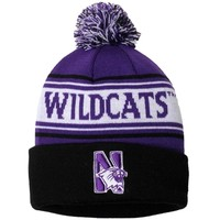 Top of the World Northwestern Wildcats Purple Ambient Knit Hat