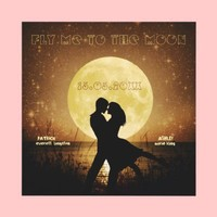 Fly Me to the Moon Wedding Invitation from Zazzle.com