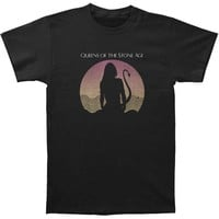 Queens Of The Stone Age Men's  Succubus Slim Fit T-shirt Vintage