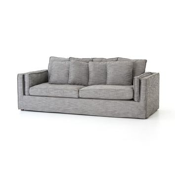 Davidson Sofa Striae Dove