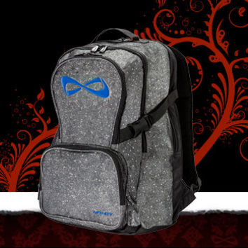 Nfinity Sparkle Backpack with Embroidery