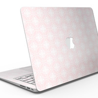 Pink Mint Wedding Paper La Boutique Dei Colori 1 - MacBook Air Skin Kit