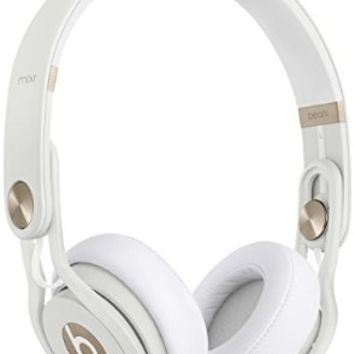 Beats Mixr 5S Grammy Gold On-Ear Headphone (White Gold)