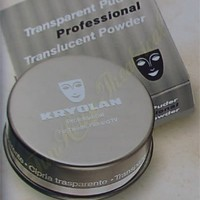 Kryolan Translucent Powder 60 gm Setting Makeup 5700 - TL1