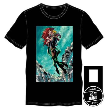 Aquaman TShirt DC Comics Shirt Aquaman Tee DC Comics TShirt Aquaman Shirt