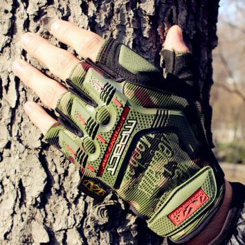 Outdoor Fishing Driving Tactics Gloves