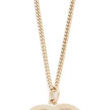 Previously Owned Chanel CC Necklace