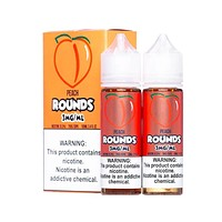 Rounds - Peach (100mL)