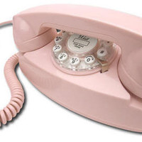 Pink Princess Phone