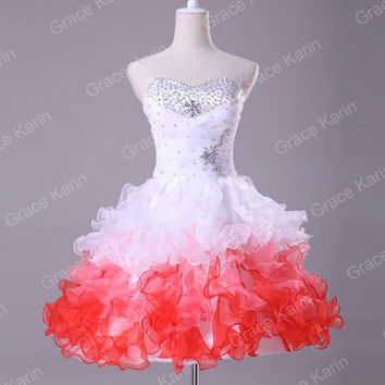 New Graduation Short Mini Prom Cocktail Ball Evening Party Gown Homecoming Dress