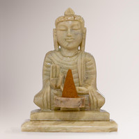 Soapstone Buddha Incense Holder - World Market