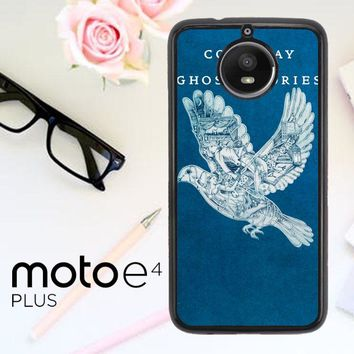 Coldplay Ghost Stories F0857 Motorola Moto E4 Plus Case
