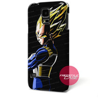 Dragon Ball Z Vegeta Saiyan Samsung Galaxy Case Cover Series