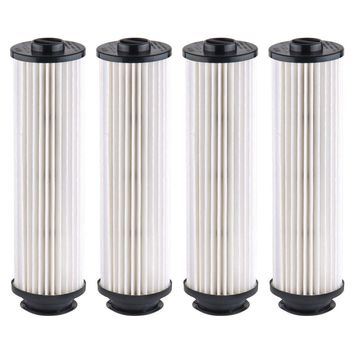 4 Pack HEPA Filters for Hoover Bagless Upright Vacuum 40140201 43611042 42611049