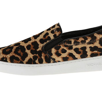MICHAEL Michael Kors Keaton Slip On Natural Cheetah Haircalf/Printed Python/Patent PU - Zappos.com Free Shipping BOTH Ways
