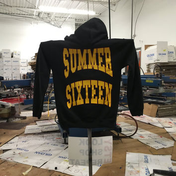 Summer Sixteen Tour Revenge Hoodies