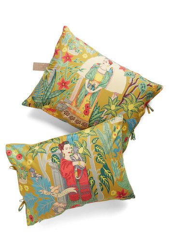 Boho Paint Me A Picture Duvet Cover Set In Full, Queen By Karma Living From  ModCloth