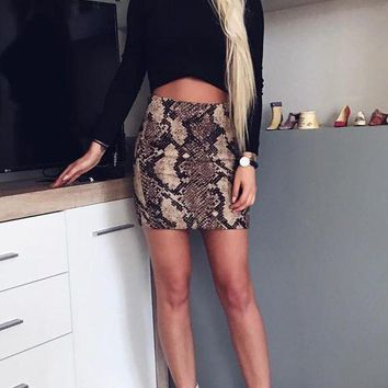 ONETOW Winter Sexy Skirt [488714207286]