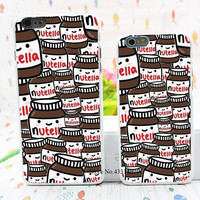 Nutella Style Hard iPhone Case