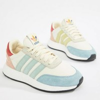 adidas Originals I-5923 Pride sneakers in rainbow at asos.com