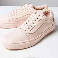 Vans Mono Canvas Old Skool Sneaker - Urban Outfitters