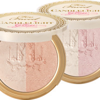 Our Best Highlighting Powder: Candlelight Glow Duo - Too Faced - Too Faced