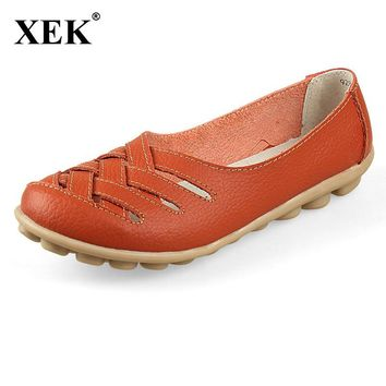 Women Summer Shoe  New Female Fashion  Nurses Working Cow Muscle