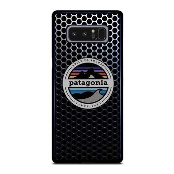 PATAGONIA FISHING BUILT TO ENDURE Samsung Galaxy Note 8 Case Cover