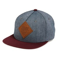 Boy's Neff 'All Day' Snapback Cap - Blue