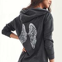 Oversized V-neck Tunic - Victoria's Secret