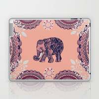 Bohemian Elephant  Laptop & iPad Skin by rskinner1122